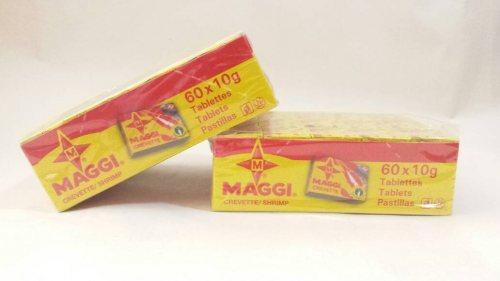 Maggi, Crevette