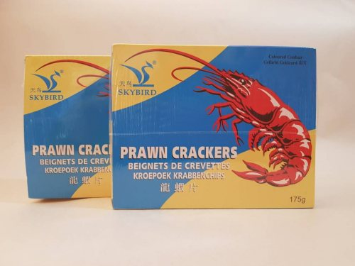 Prawn Crackers, Blue Pack 175g