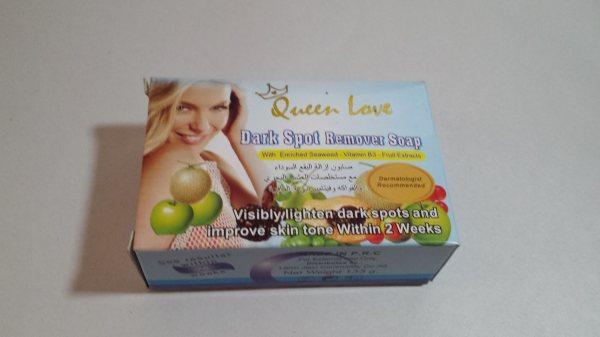 Queen Love, Soap 135g